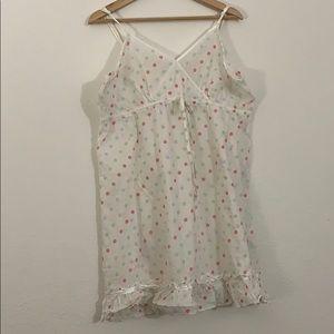 Tommy Hilfiger pajama dress-XL